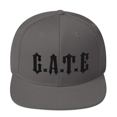 The Gate Keeper Snapback Hat
