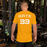GD 33 Short-Sleeve Unisex T-Shirt