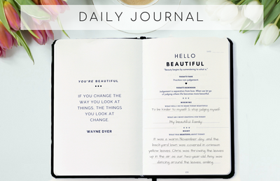 The Beauty Journal - Links & Charms