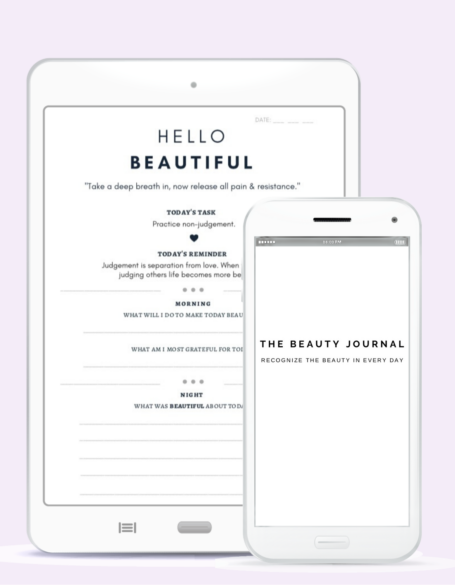 The Beauty Journal PDF [eBook]