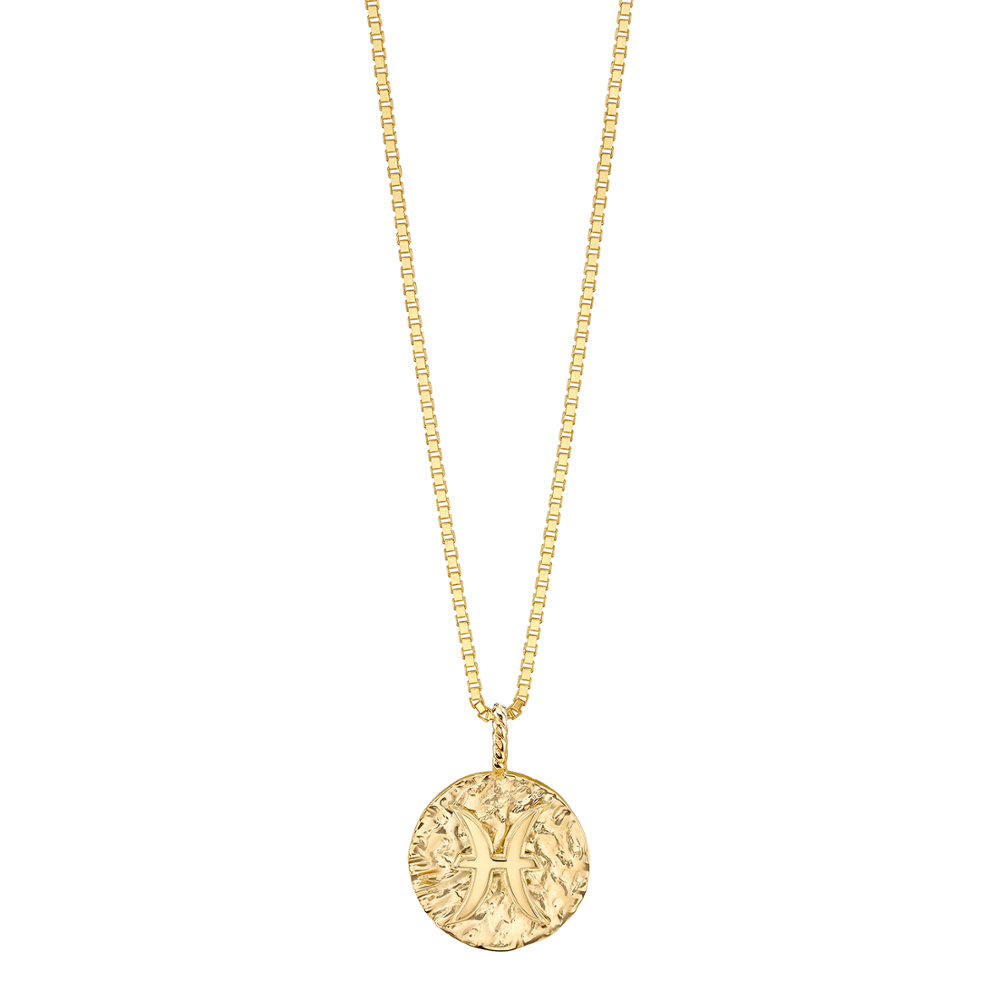 Pieces Gold Coin Necklace