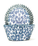 700 HIGH TEA BLUE BAKING CUP