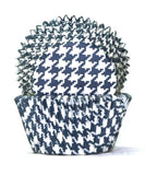 700 HOUNDS TOOTH BLUE B/CUP
