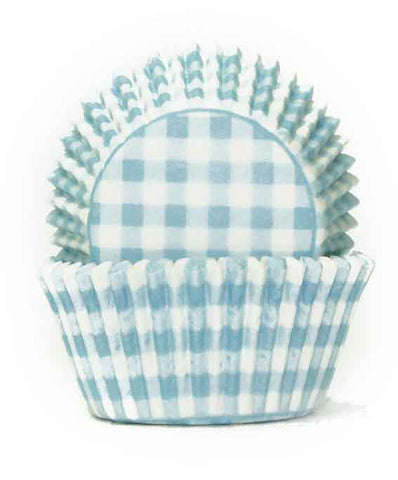 700 GINGHAM PASTEL BLUE B/CUP
