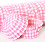 700 GINGHAM - PASTEL PINK PATTY (500)