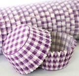 700 GINGHAM - PURPLE  PATTY (500)