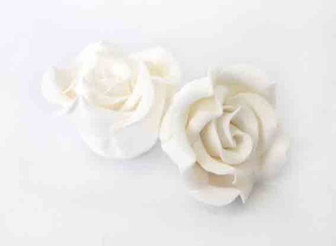 SMALL CLASSIC ROSE(48) WHITE
