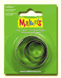 MAKINS 3 PCS CUTTER SET - ROUND