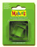 MAKINS 3 PCS CUTTER SET - SQUARE