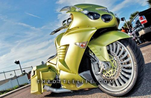 Hurricane Custom Motorcycle Wheels