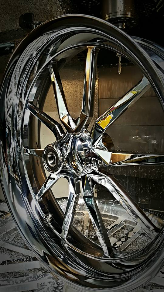 Rage Custom Motorcycle Wheels