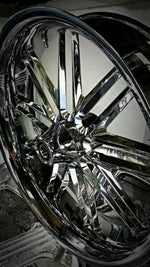 SSR Custom Motorcycle Wheels