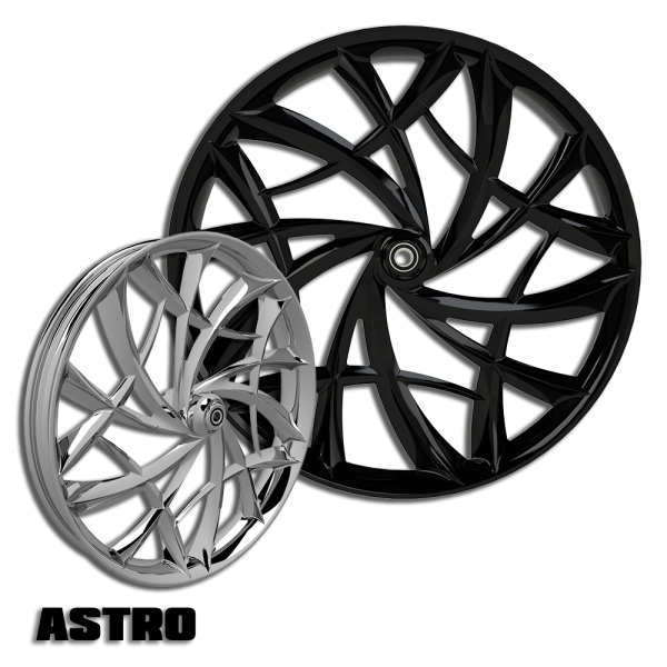3D Series – Custom Motorcycle Wheels