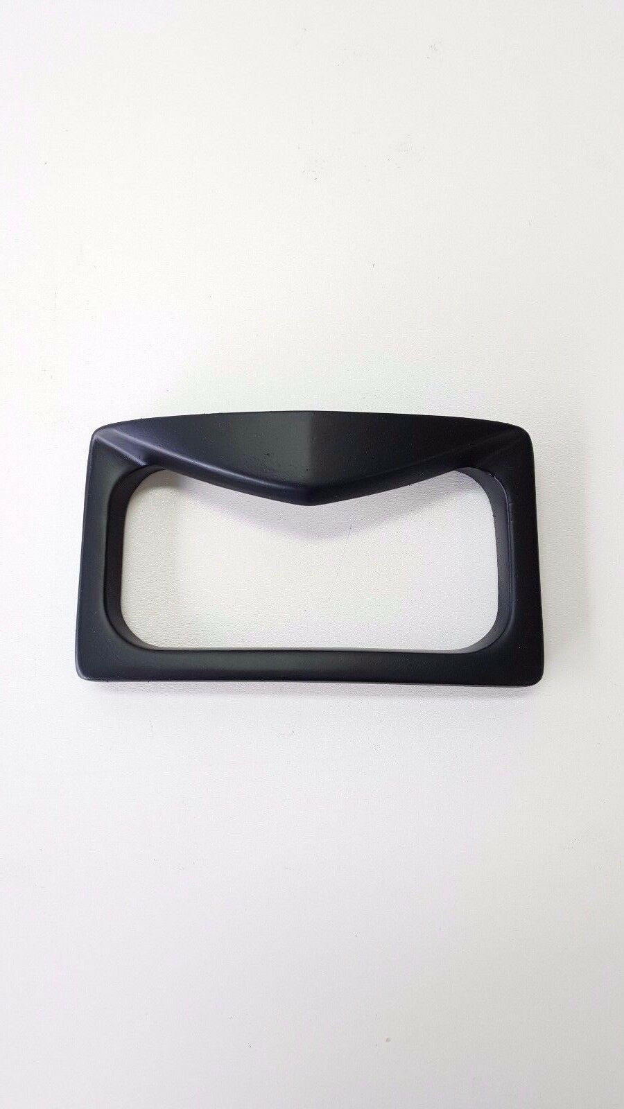 Harley Davidson custom license plate frame for bagger motorcycle