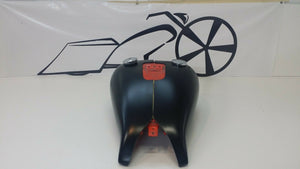 2000-2015  Harley Davidson Softail/Classic  Stretched Tank Covers 5 GALLON