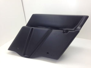 "Stretched 4""Saddlebags 6x9 Speaker Lids And Streched/Extended Side Covers"