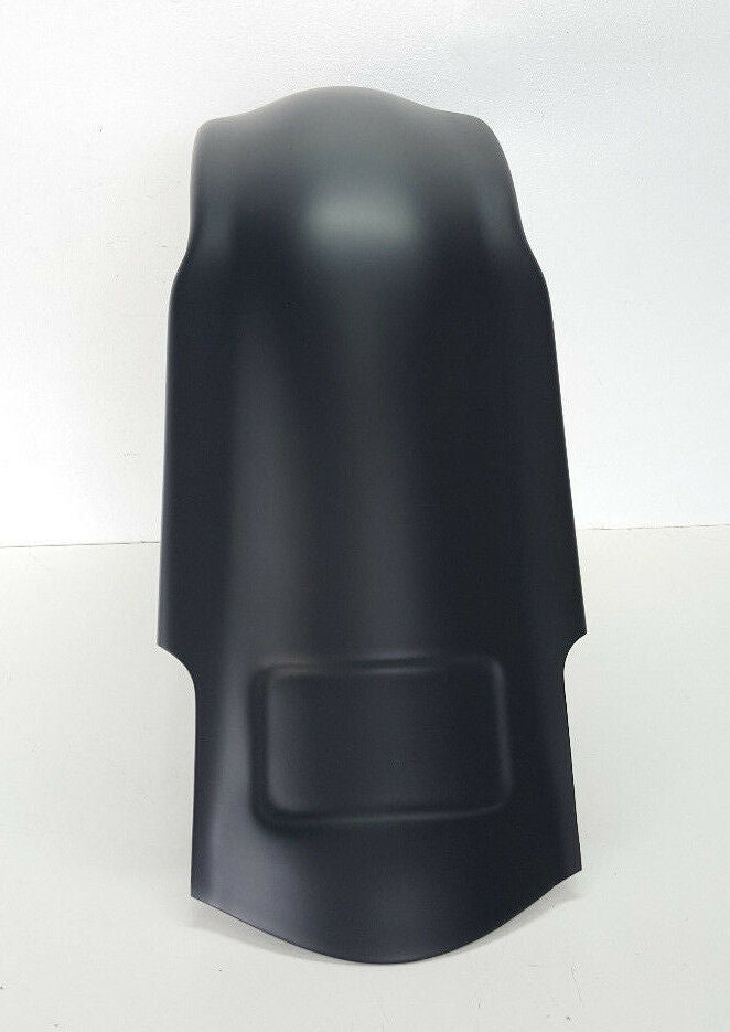 "6"" Stretched/Extended Rear overlay Fender Only Harley Davidson FLH Dual cutout"