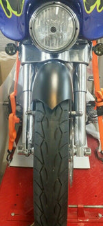 "23"" Wrap Fender For Harley Davidson Touring Road King Street Glide V nose Flh"