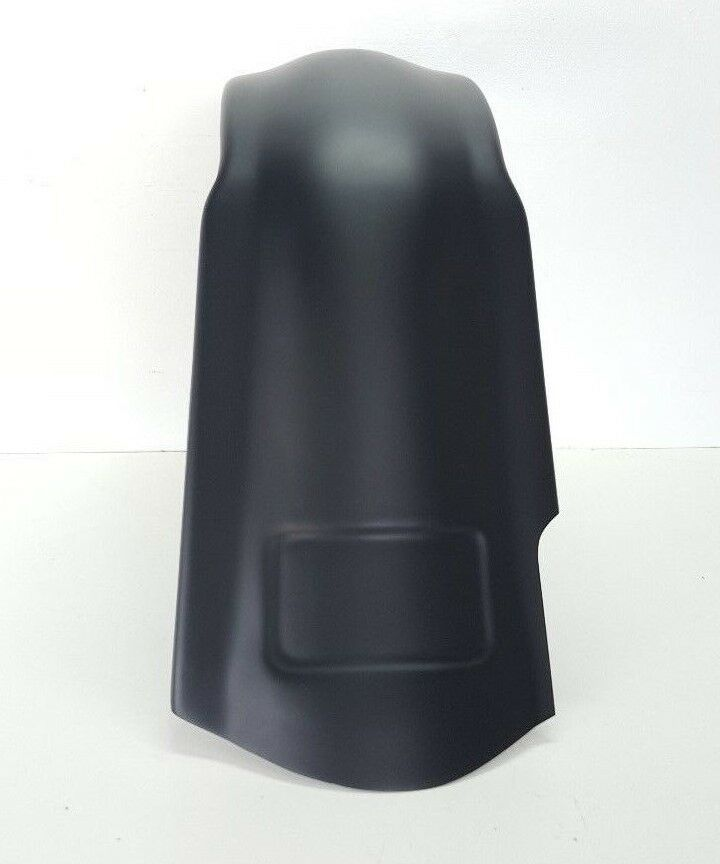 "Stretched Extended Rear Fender Harley FLH Touring Bagger 4"" or 6"" Right Exhaust"