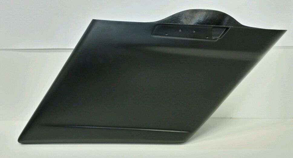 "2014-2016  Stretched Saddlebags 5"" Bagger FLH Roadking Street Glide"