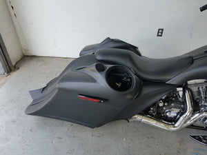 "97-08 Harley Davidson 7/14 Saddlebags, Fender, 8"" Lids ,Tank & Side cover, Dash"