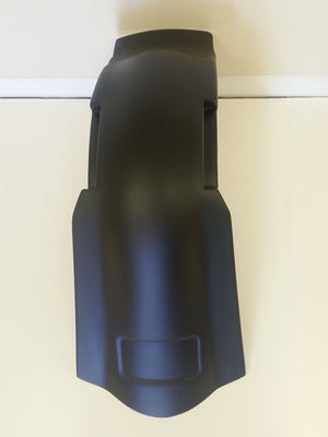 Harley Davidson Stretched/Extended Rear Fender With 4 Point Docking 2009-13