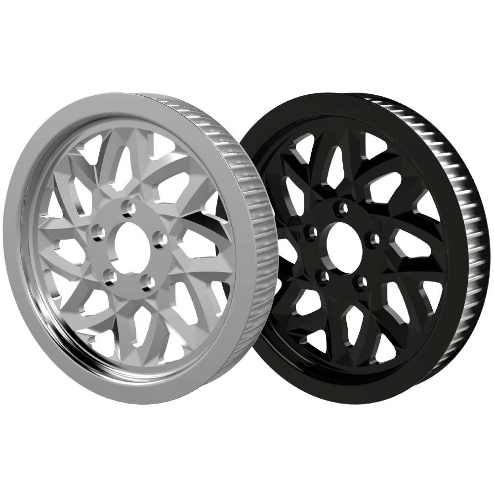 El Kurwa Custom Motorcycle Wheels
