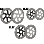 F22 Custom Motorcycle Wheels