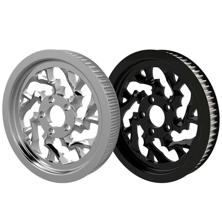 Kraken Custom Motorcycle Wheels
