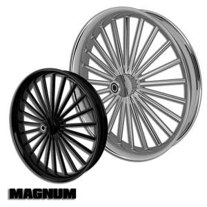 Magnum Custom Motorcycle Wheels