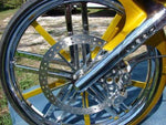 Money Maker Custom Motorcycle Wheels