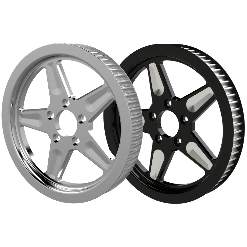 Rev Limit Custom Motorcycle Wheels