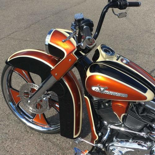 El Toro Custom Motorcycle Wheels