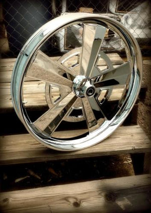 Muscle Custom Motorcycle Wheels