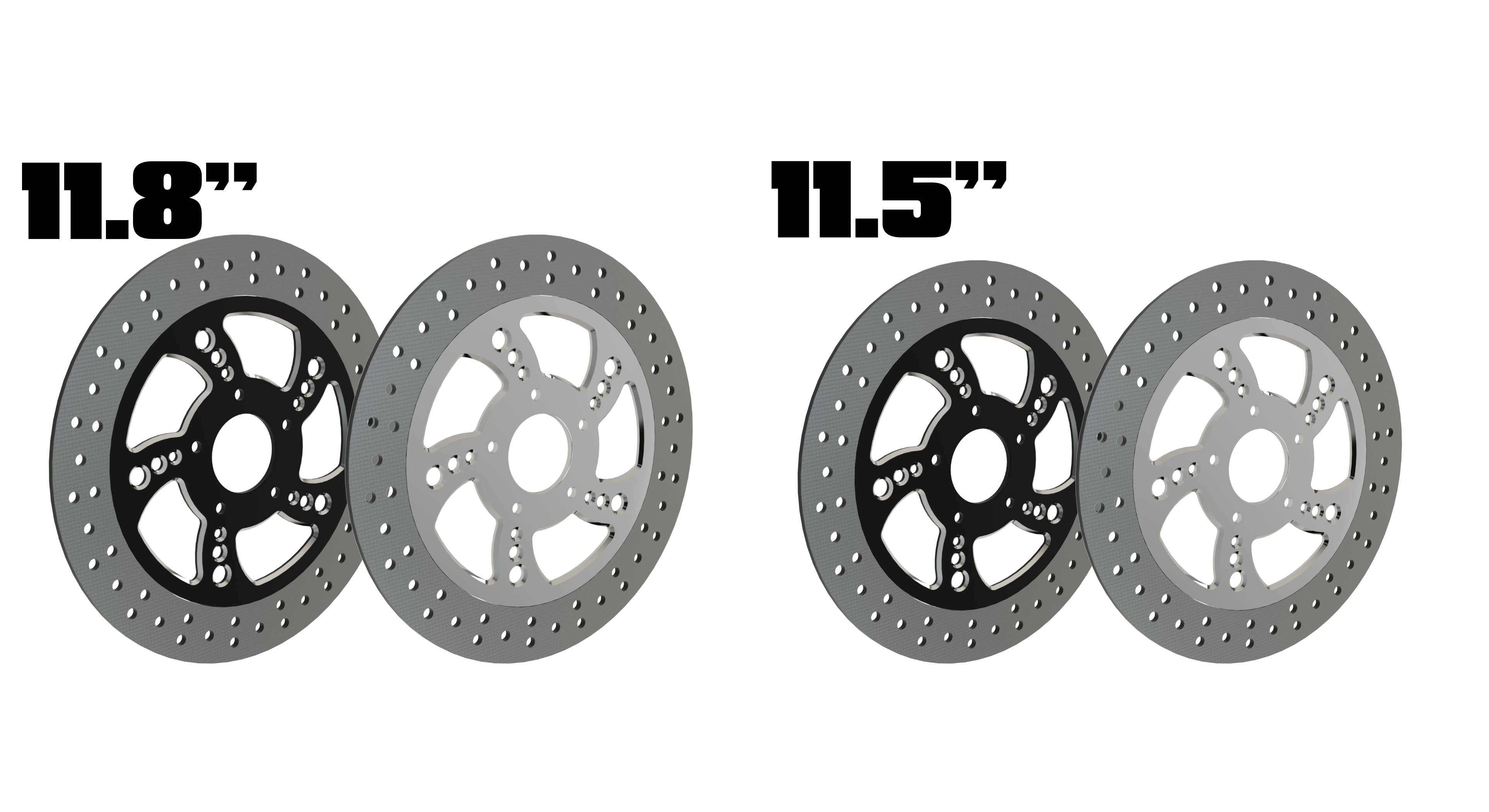 Silencer Custom Motorcycle Wheels