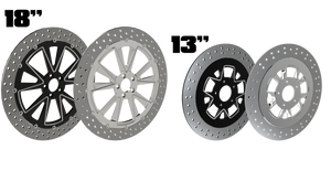 Spartus Custom Motorcycle Wheels
