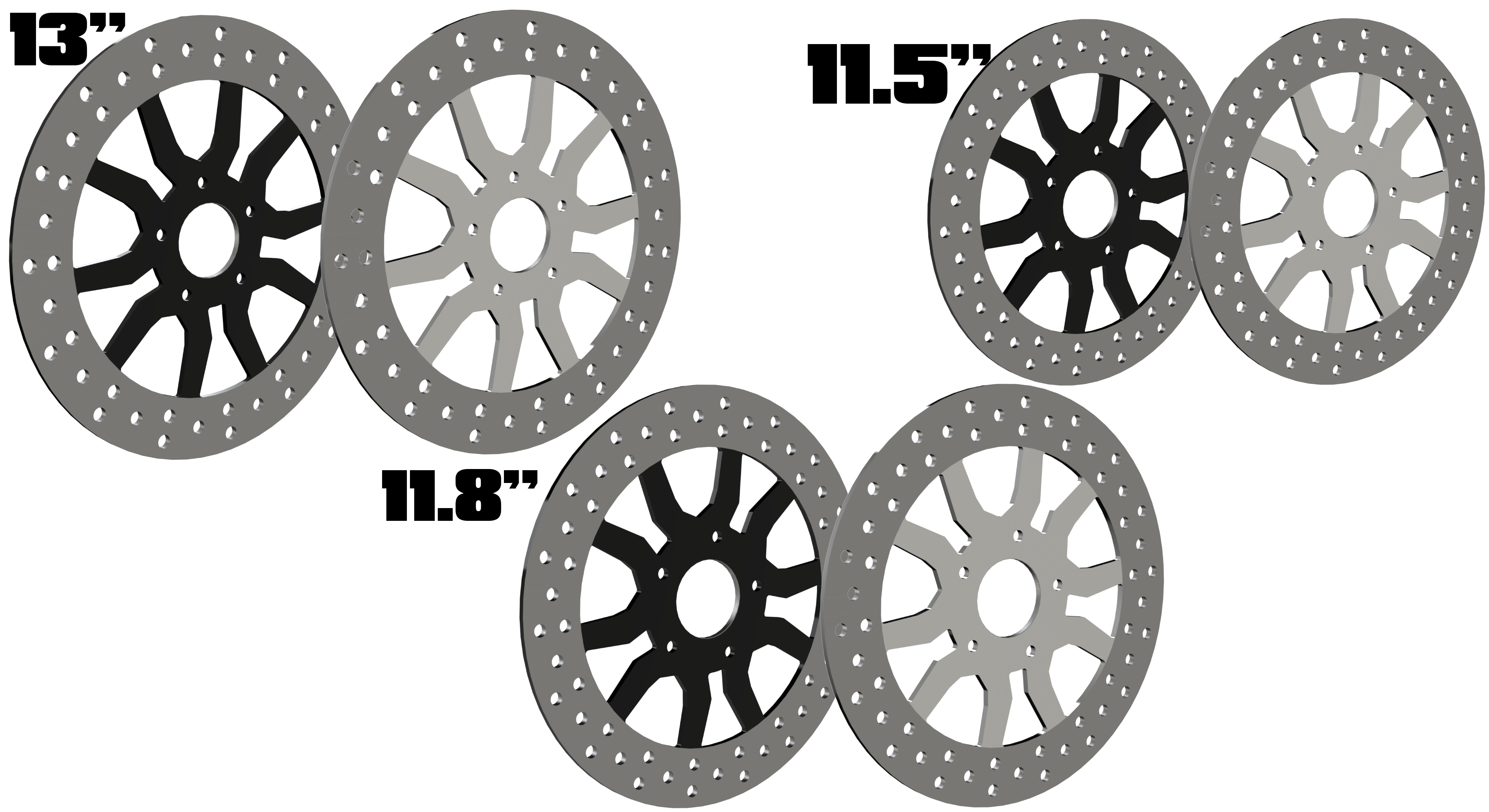 Speed Custom Motorcycle Wheels