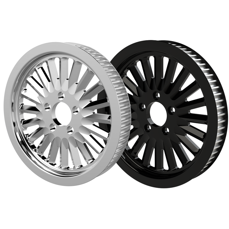Straight Line Custom Motorcycle Wheels