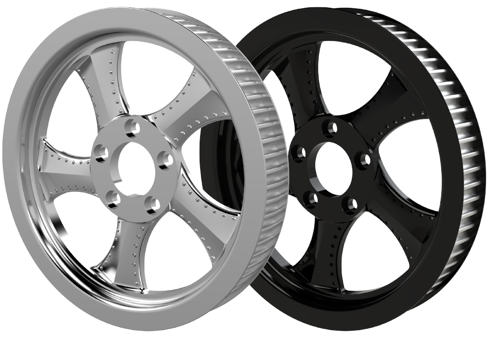 UFO Custom Motorcycle Wheels