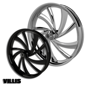 Villis Custom Motorcycle Wheels