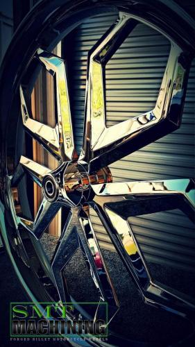 Diablo Custom Motorcycle Wheels