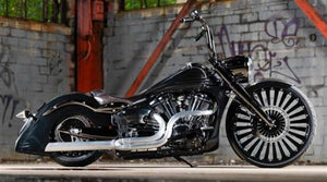 Penthouse Custom Motorcycle Wheels
