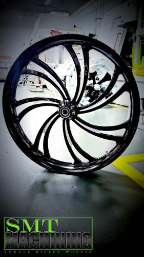 V Arm Custom Motorcycle Wheels