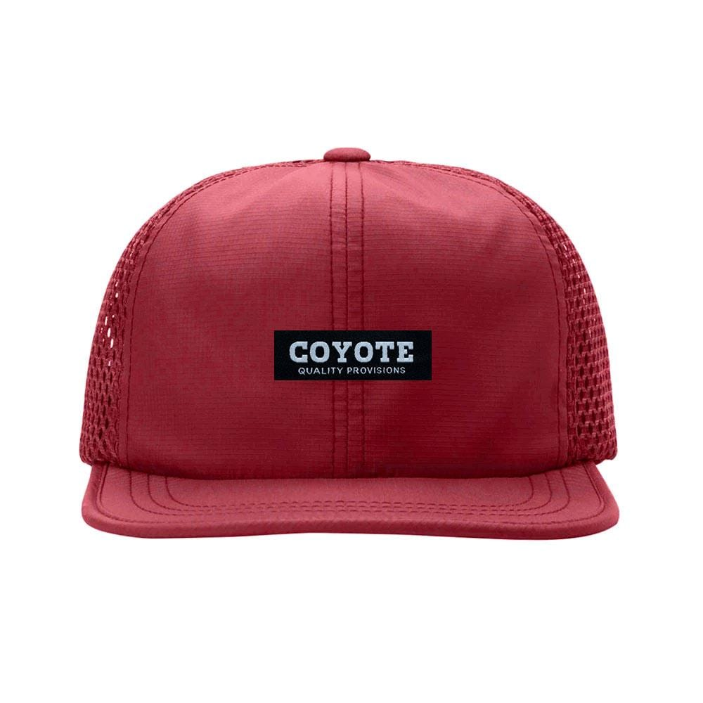 Ultralight River Cap Cardinal Red