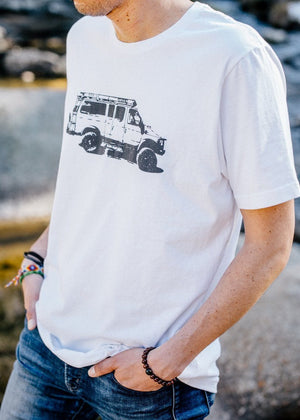 Adventure Mobile Tee Coyote Provisions Co