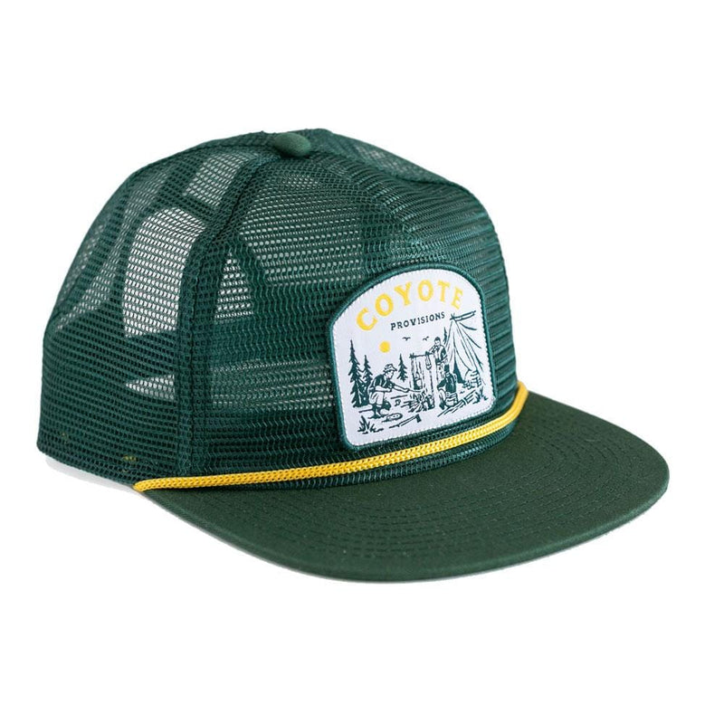 Green Mountain Boys Mesh Snapback