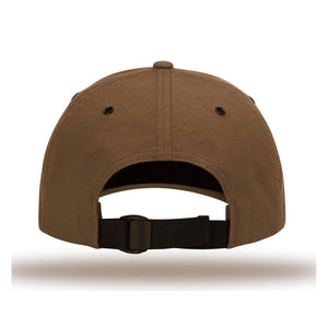 Coyote Mountain Ripstop Cotton Cap Coyote Provisions Co