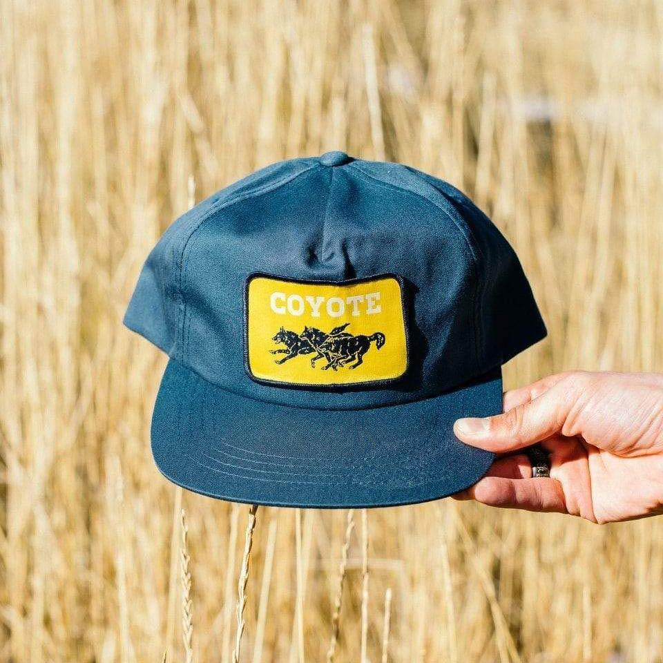 Coyote Run Snapback Navy