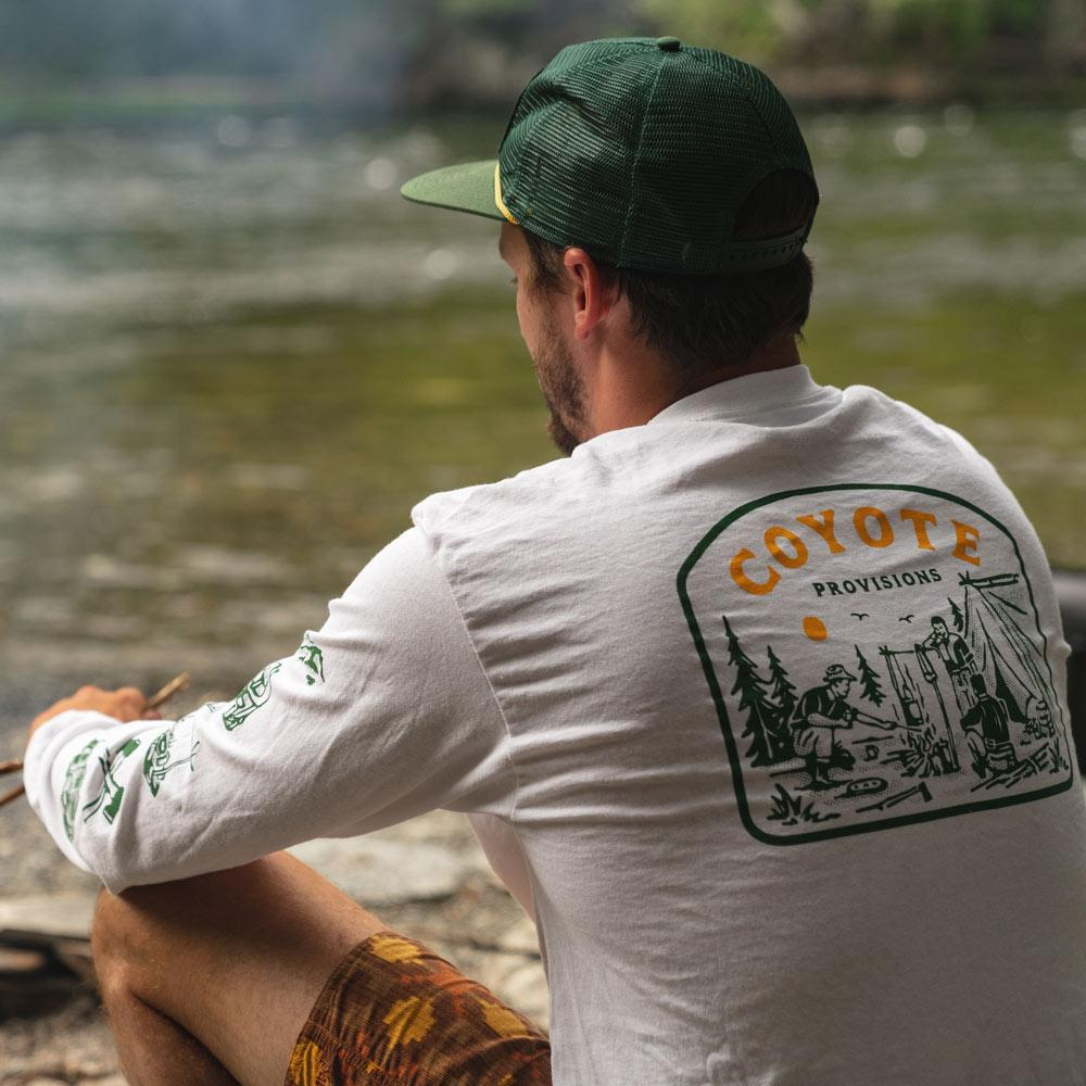 Green Mountain Boys Long Sleeve Tee