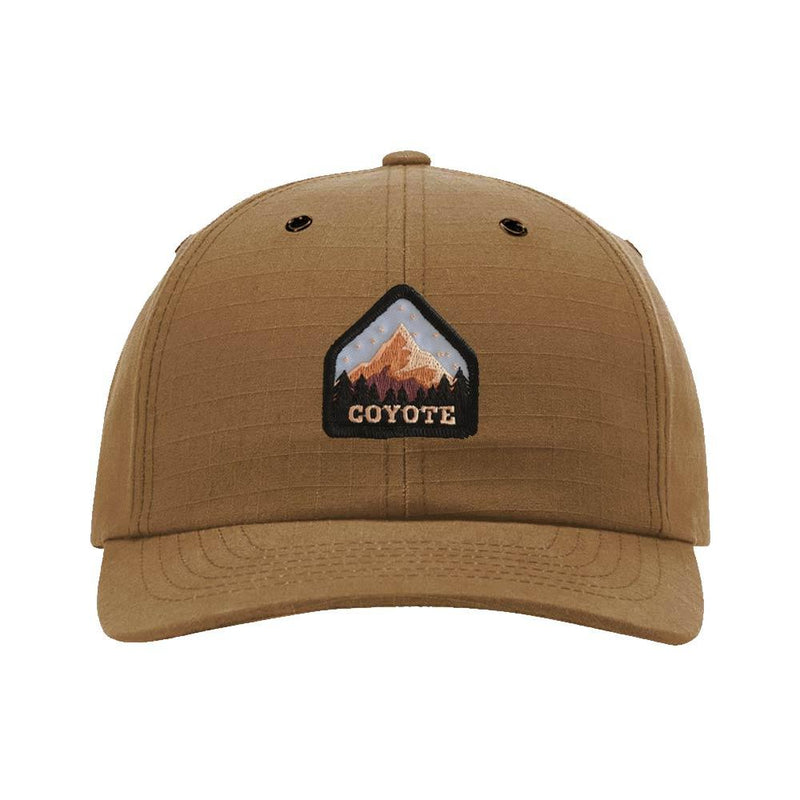 Coyote Mountain Ripstop Cotton Cap